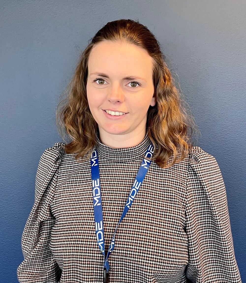 Vibeke Imenes Jones, regnskapsfører i MDE Sigma