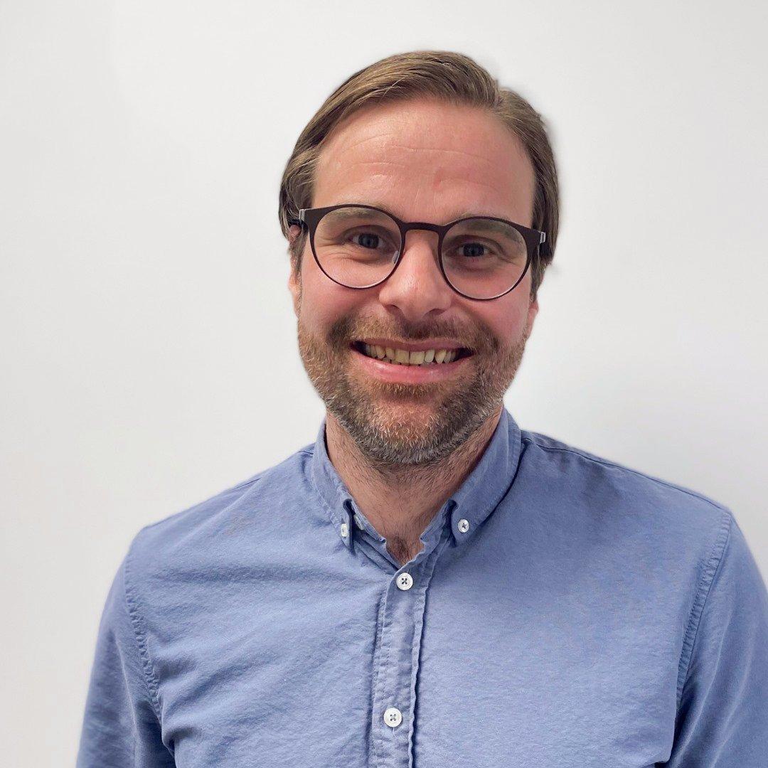 Tor-Geir Birkelund, Recruitment Manager i MDE