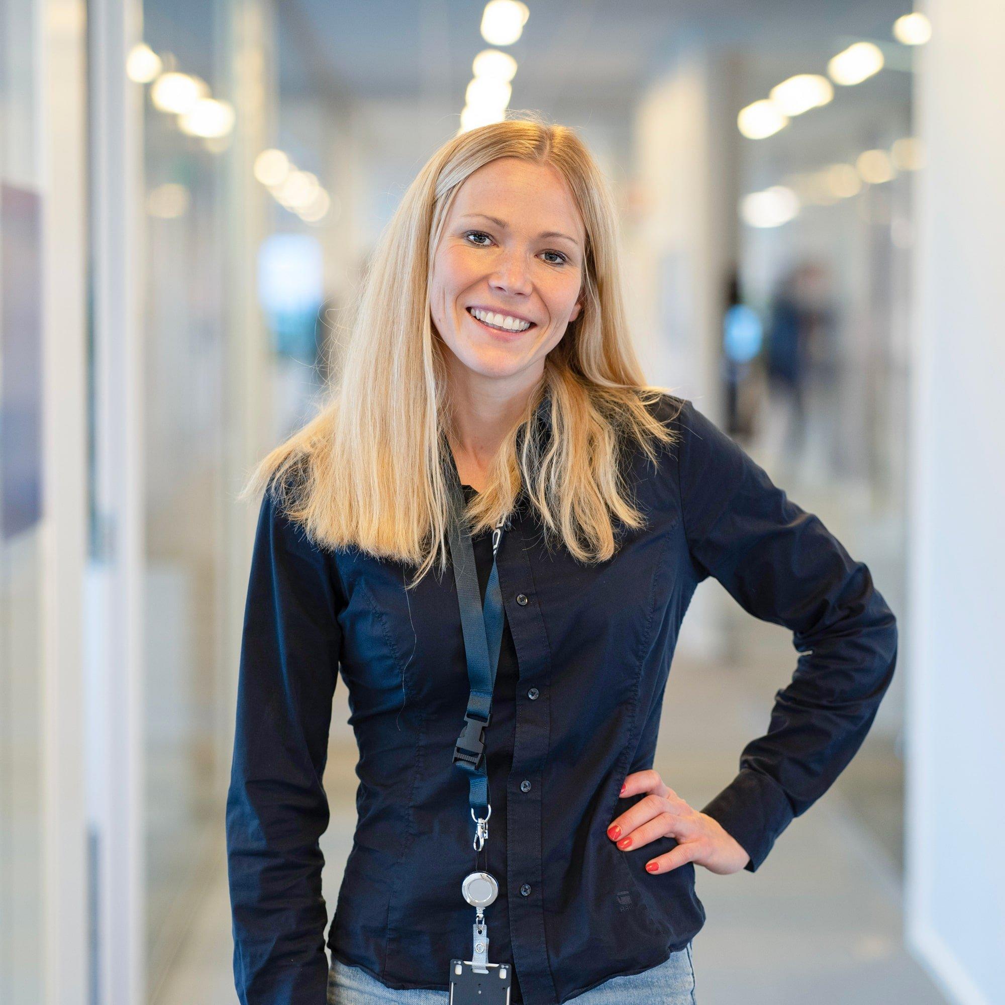 Gunn Helen Gilje, Operations Manager, MDE