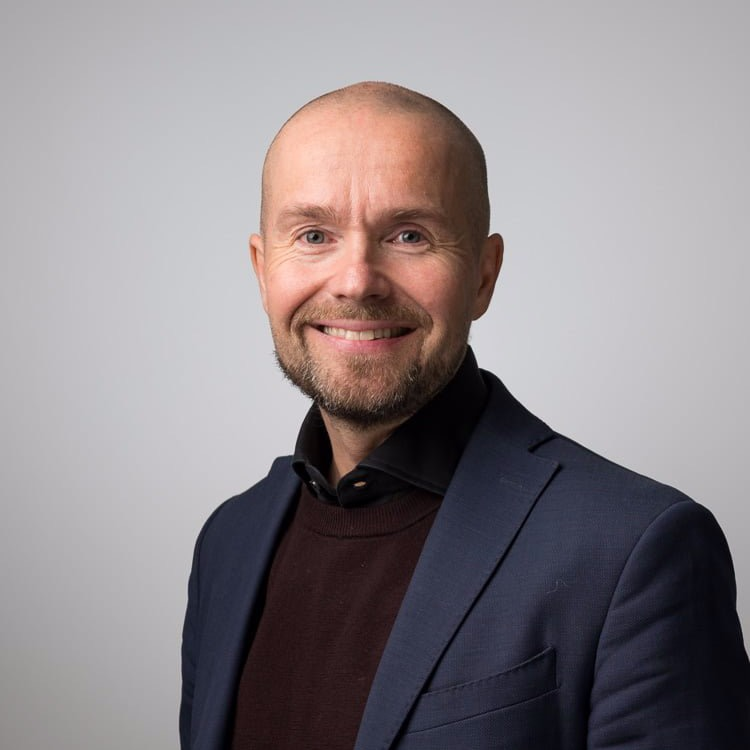 Trond Engedal, Sales Director i MDE Group
